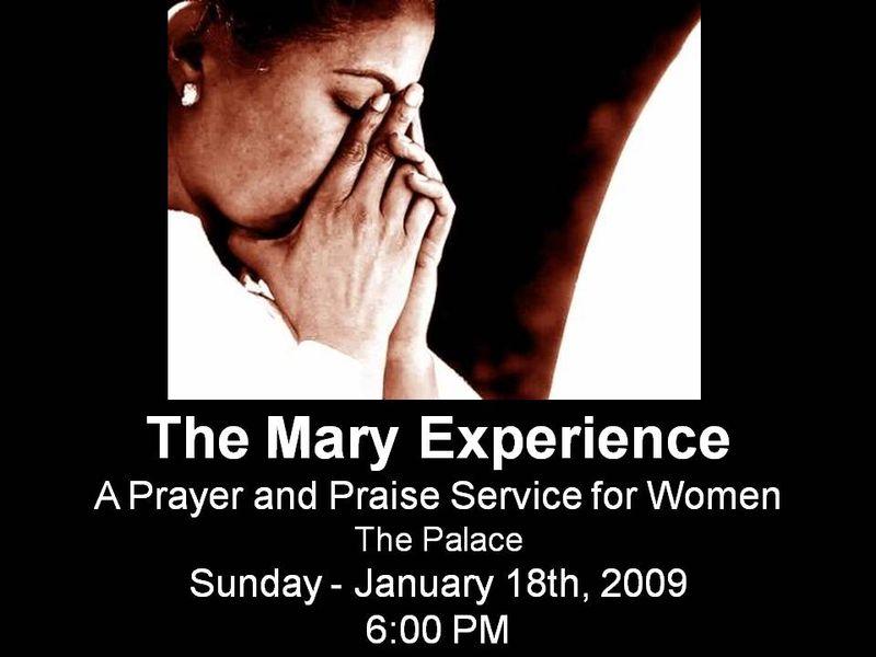 The Mary Experience