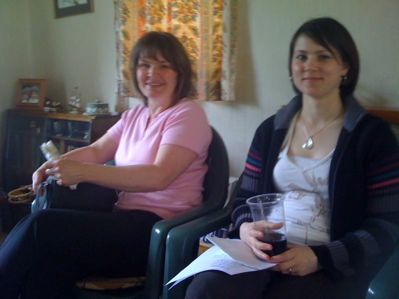 Ladies Lunch 2 May09 001