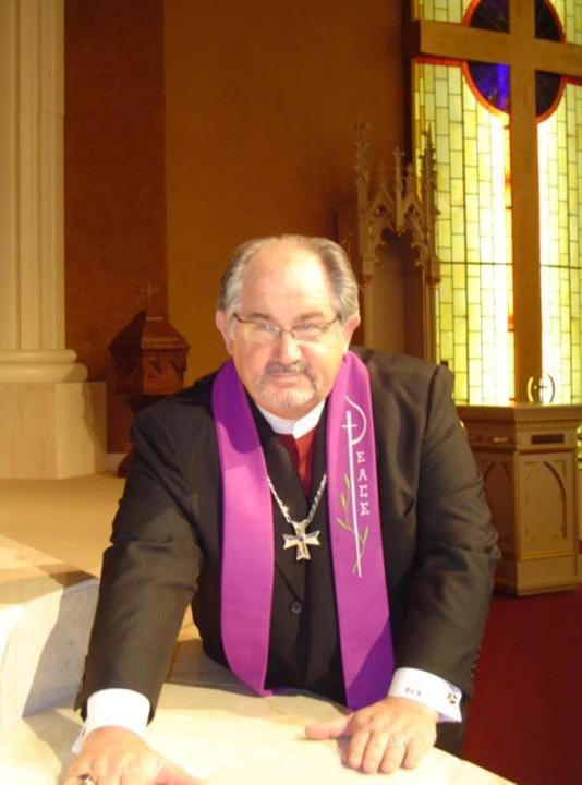 Bishop Gregory Holley
