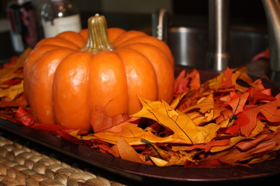Pumpkin-and-Leaves